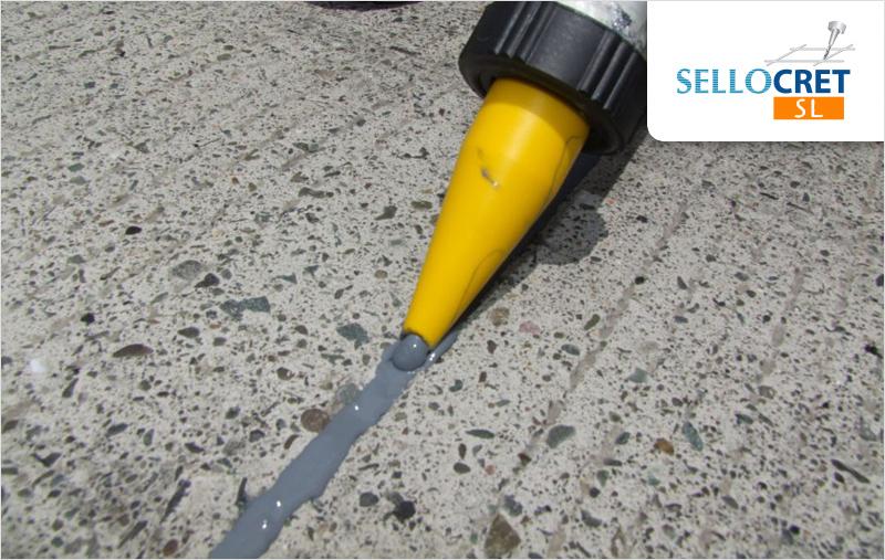Sellocret SL | Sellador de Poliuretano Autonivelante