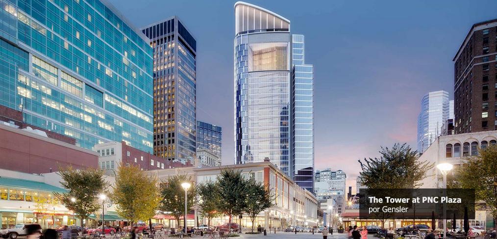 Las 20 firmas de arquitectura m s grandes de estados for Arquitectos importantes
