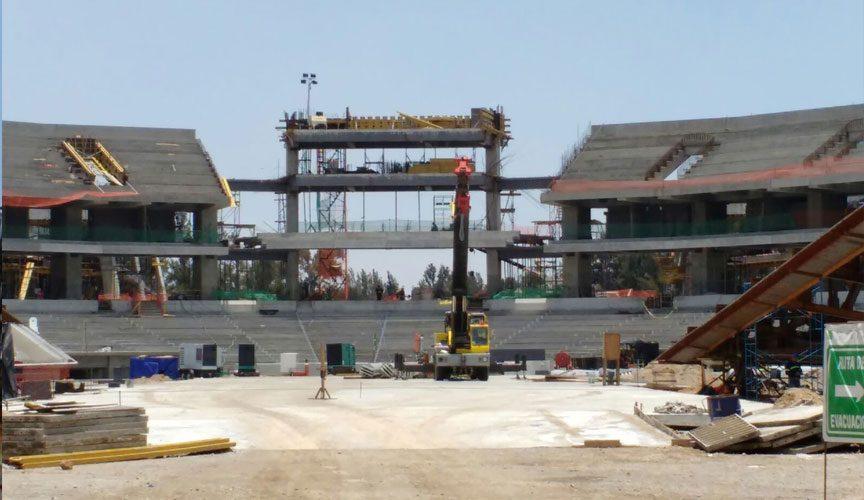 Estadio diablos rojos dificonsa for Puerta 9 autodromo