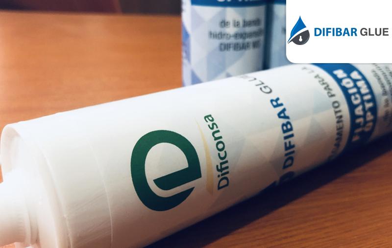 Difibar Glue | Adhesivo de Secado Rápido | Difibar WS